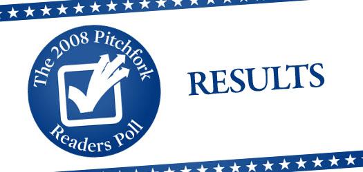 2008 Pitchfork Readers Poll